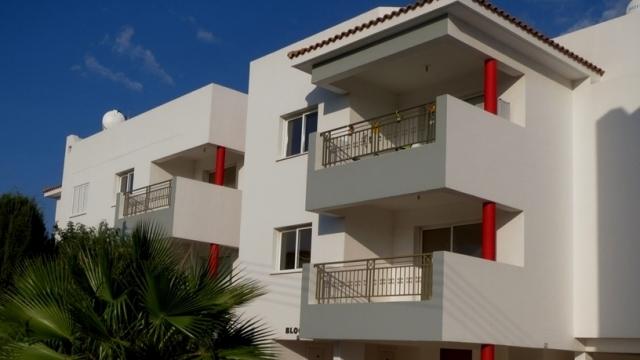 Апартаменти з двома спальнями в Паралімні